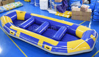 River Inflatable Rafting Boat / Inflatable Drift Boat With EN15649 Certificate